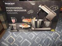 Silvercrest Food processor BNIB with warranty card