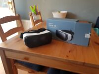 Samsung Gear VR Headset. Great condition. Like new as only used a handful of times.
