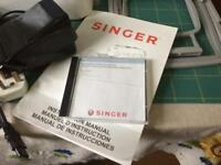 Singer future embroidery and sewing machine