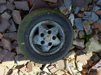 """Landrover Discovery 1 16"""" Wheels (Cyclone)"""