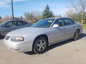 2004 Chevrolet IMPALA LS AS IS SPECIAL! LOADED! $699+taxes