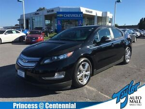 2013 Chevrolet Volt Electric Base FWD Heated Front Seats