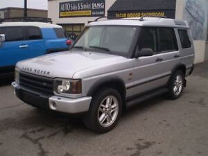 2003 Land Rover Discovery SE7! DVD! 7 PASSENGER! LOADED!