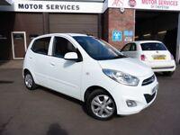 Hyundai i10 ACTIVE (white) 2013