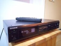 SONY Minidisc MDS JE510 Player/Recorder £25