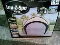 Lay-Z-Spa Dome Xtras Hot tub spa jacuzzi enclosure gazebo