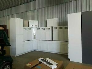 New Kitchen Cabinet Sets - Auction Ends July 24th