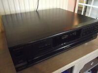 Technics SL-PD667 5 Disc HiFi CD player Full size hifi seperate unit