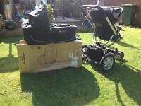Quinny pushchair set. Great condition