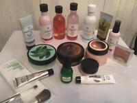 Body shop products for sale