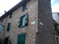 Beautiful house in South of France to exchange for a land or a house