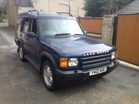 Landrover discovery II TD5