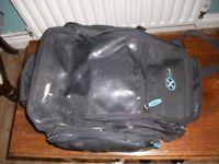 Oxford Strap On Tank Bag