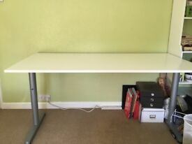 Large IKEA desk/table