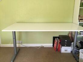 Large IKEA desk/table