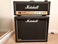 Marshall All-Valve JCM2000 DSL100H + CAB