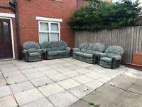 Used Sofa set 8 seats