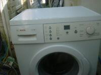 6kg BOSCH WASHING MACHINE