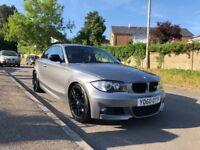 BMW 123D M-Sports Coupe Low Mileage, 3 month warranty