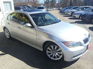 2008 BMW 3 Series 335i / LEATHER / ROOF / ALLOYS