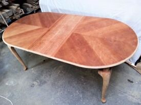 Big dining folding table! RENOVATED! Furniture/AVAILABLE TO PAINT!