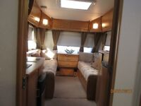 COMPASS CORONA CLUB 2008 2 berth with MOTOR MOVER & AWNING