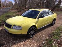 Audi 4WD Quattro, 4.2L V8, auto/sports, stunning, 300BHP px poss.