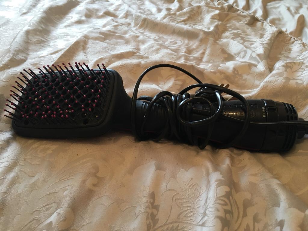 Revlon hair drying brush