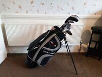 Golf clubs full set, Mizuno, Callaway, Taylormade, Titleist
