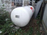large gas/diesel/ water tank