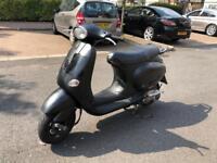 Vespa et4 125cc moped scooter honda piaggio yamaha gilera peugeot