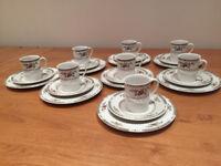 ROYAL DOULTON KINGSWOOD coffee set