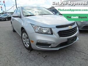 2016 Chevrolet Cruze LT 1LT * ONE OWNER * CAM * BLUETOOTH