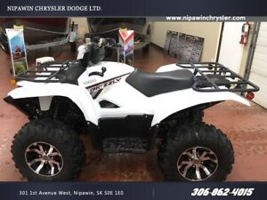 2018 yamaha  Grizzly EPS