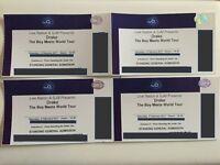 4 x Drake Standing Tickets - Saturday 4th Feb - O2 Arena