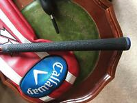 Callaway XR16 Driver 9 Deg, Reg Speeder 565 Shaft.