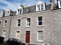 Ground floor flat to rent, Ashvale Place, Aberdeen