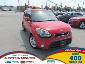 2013 Kia Soul 2U | ALLOYS | CLEAN | $0 DOWN OPTIONS