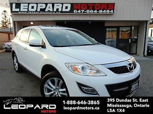 2011 Mazda CX-9 GT,7Passengers,Navi,Leather,Sunroof*No Accident*