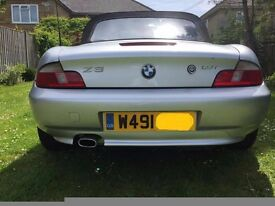 BMW Z3 Lovely condition. No issues 12 months MOT & Service History