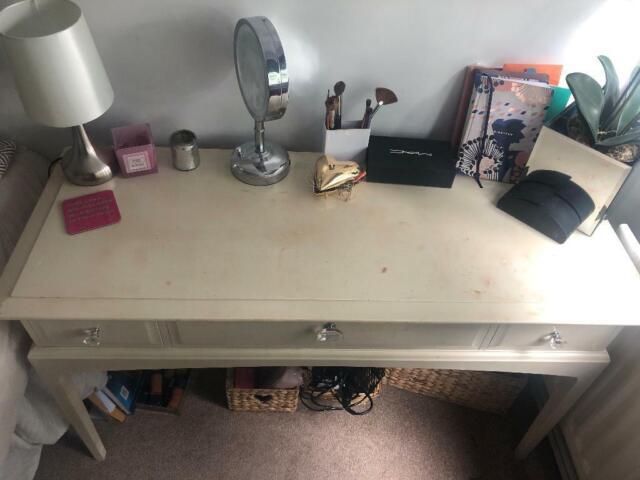 Pleasing Vintage Style Vanity Table Desk In Headington Oxfordshire Gumtree Download Free Architecture Designs Scobabritishbridgeorg