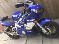Yamaha R6 - low mileage - excellent condition
