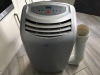 Air Force 12000BTU Portable Air Conditioner/Dehumidifier/Fan/Heater Hosepipe (4in1)