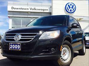 2009 Volkswagen Tiguan Trendline