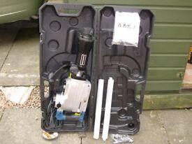 1700 watt demolition hammer as new £70,00