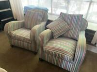 Matching Lounge Armchairs