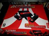Atari games console