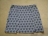 womens patterned skirt from urban outfitters