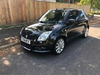 2011 Suzuki swift sport 1.6 VVT