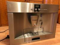 Bosch EF688/04 Built In Coffee Machine 1300W